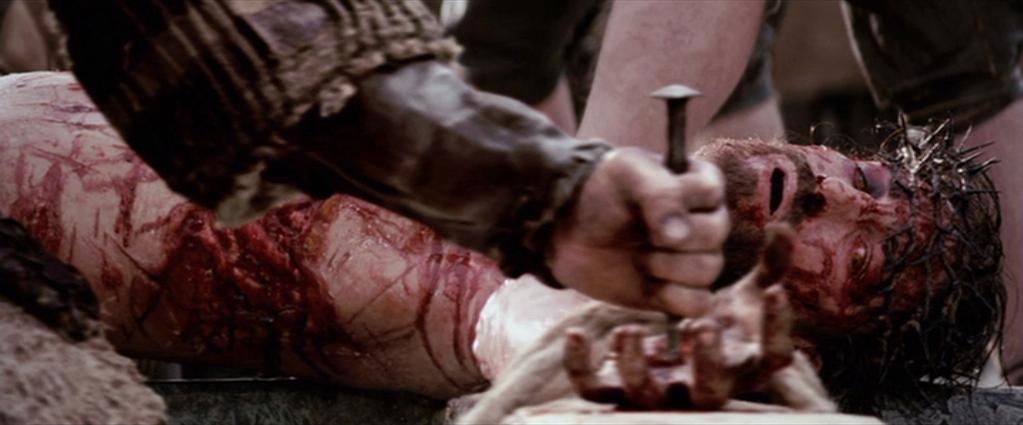 jesus cruficiado